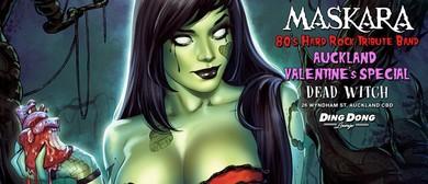 Maskara 80s Hard Rock Tribute Valentine's Special