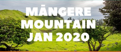 Holiday Activities At Mangere Mountain