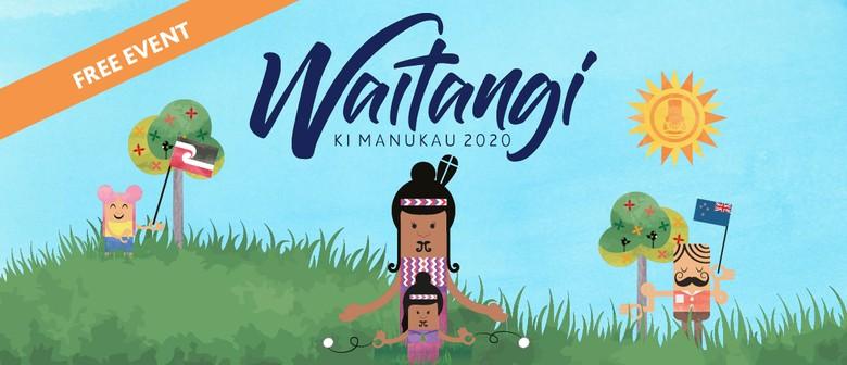 Waitangi Ki Manukau