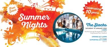 Summer Nights - Concert