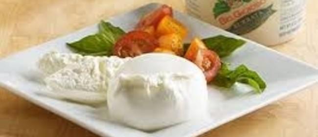 Cheesemaking - Brie & Burrata (Mozarella Filled With Cream)