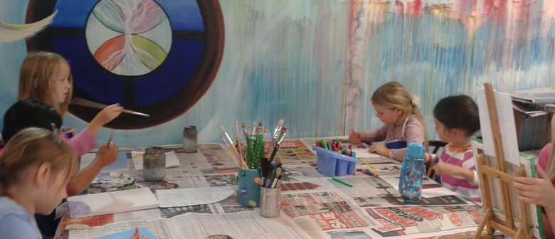 Kid's Saturday Art Class