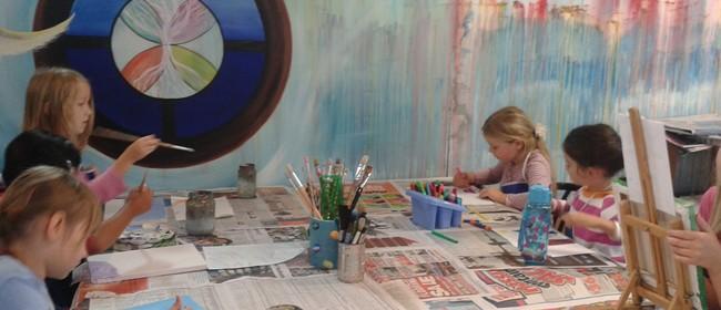 Kid's Saturday Art Class
