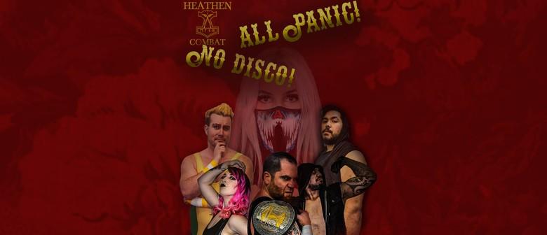 All Panic! No Disco
