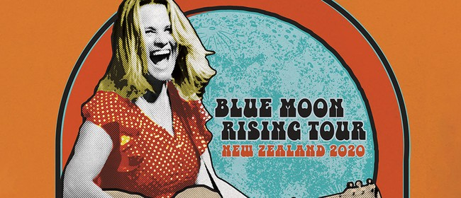 Jackie Bristow:  Blue Moon Rising Tour