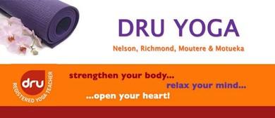 Dru Yoga Workshop - Nurture Your Spine