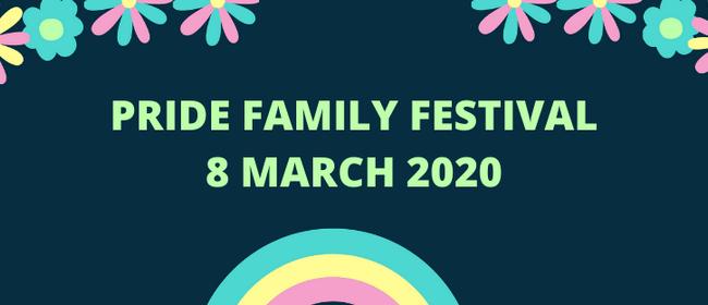 Pride Whanganui Family Festival 2020