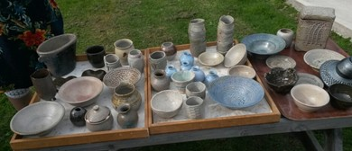 Waitangi Day - Pottery Market & Vintage Display