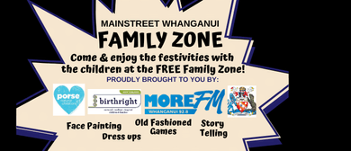 Mainstreet Caboodle - Family Zone