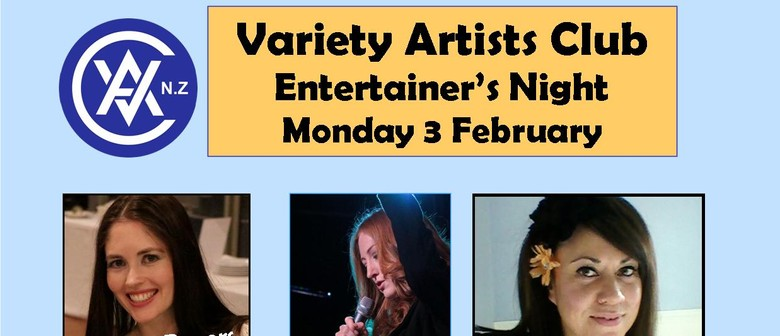 Variety Artists Club Entertainer's Night