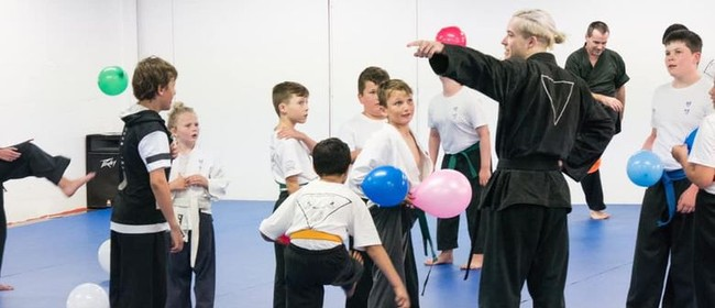 Kids Martial Arts (7–16 Years Old)