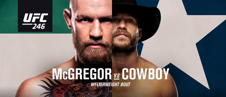 Monster UFC246, Live and Free