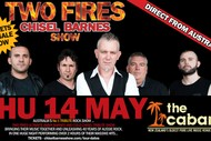 TWO FIRES Australia's Ultimate Jimmy Barnes and Cold Chisel: POSTPONED