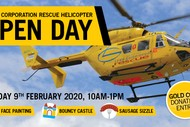 Rescue Helicopter Open Day