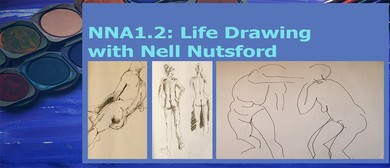NNA1.2: Life Drawing with Nell Nutsford