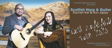 Scottish Harp & Guitar – Rachel Hair & Ron Jappy