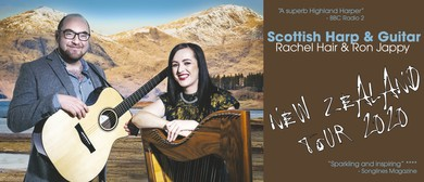 Scottish Harp & Guitar – Rachel Hair & Ron Jappy