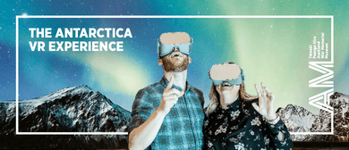 The Antarctica VR Experience