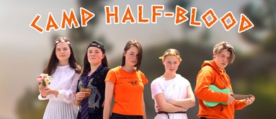Camp Half-Blood (Ages 12 - 18): CANCELLED