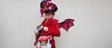 Marlborough Museum Steampunk Outfit Challenge