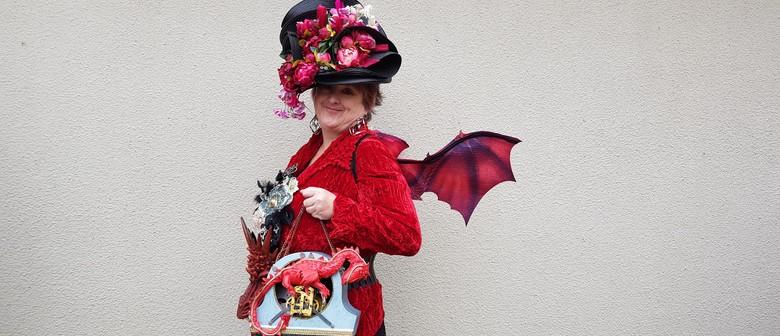 Marlborough Museum Steampunk Outfit Challenge