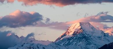 Mt Cook Landscape Masterclass Workshop - 4 Days