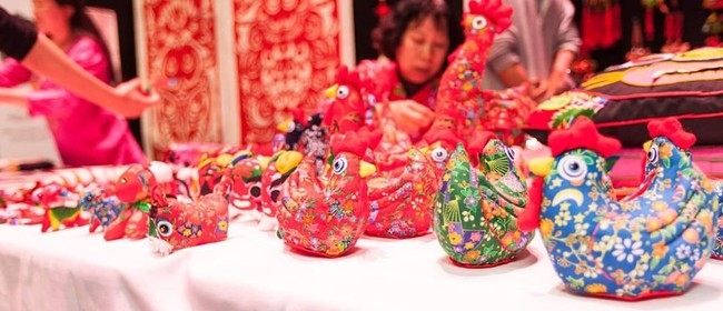 Chinese New Year Asian Food & Craft Market