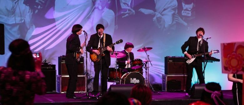 A Night with the Beatles