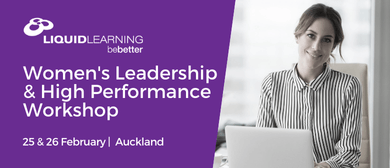 Women's Leadership & High Performance Workshop