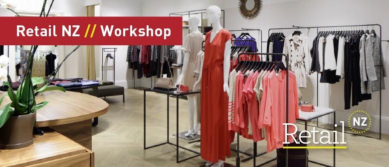 Retail NZ - Retail Product & Merchandising: POSTPONED