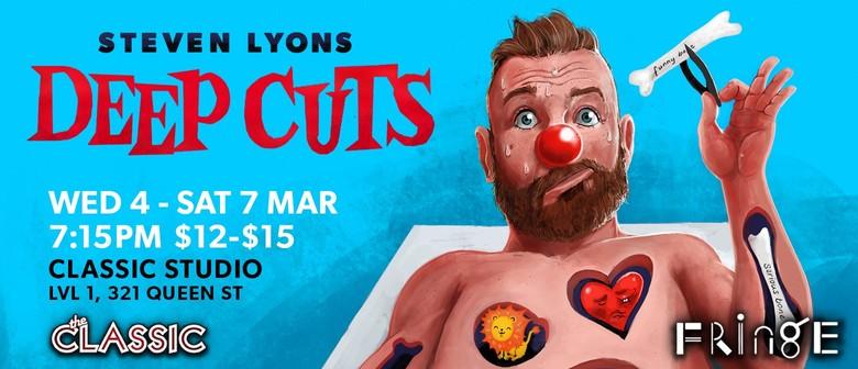 Steven Lyons : Deep Cuts
