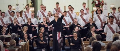 New Zealand Secondary Students' Choir in Concert