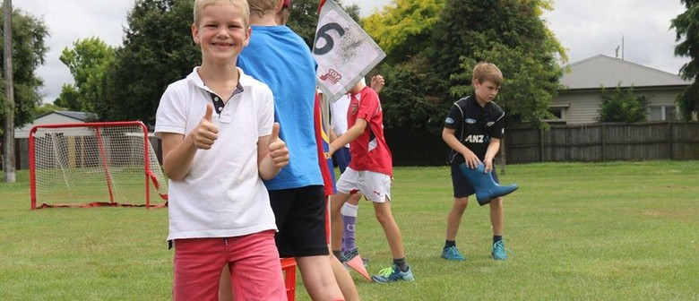Riccarton Multi Sports Festival