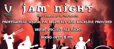 The Return of Jam Night