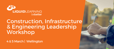 Construction, Infrastructure & Engineering Leadership