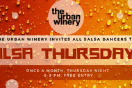 Salsa Night: CANCELLED