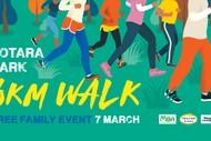 Totara Park 6km Walk