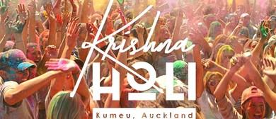 Krisha Holi Festival 2020