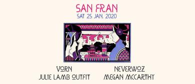 Vorn, Julie Lamb Outfit, Neverwoz, Megan McCarthy