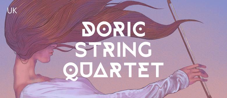 Doric String Quartet: CANCELLED