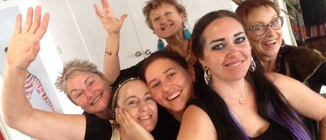 Belly Dance Classes with Soul Star Tribe