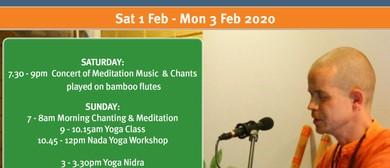 Chanting Weekend of Matras/Kirtans/Bhajans
