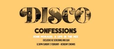 Disco Confessions: John Morales Film Screening and Q&A