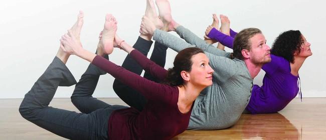 Yoga Class Level 1 - 2 - 3