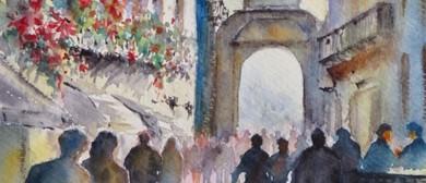 Impressionist Watercolour Workshop