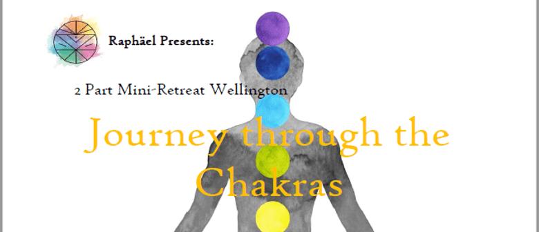Journey Through the Chakras - Wellington Mini Retreat