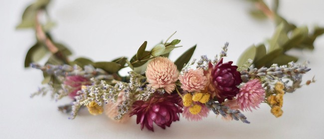 Floral Crown Workshop