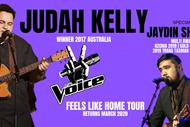 Judah Kelly - Feels Like Home NZ Tour