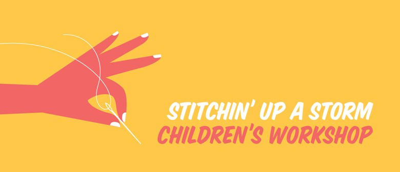 Stitchin' Up a Storm: SOLD OUT