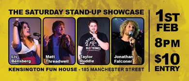 The Saturday Stand-up Showcase